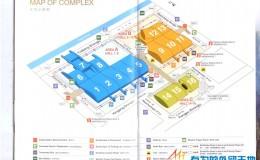广交会展馆分布地图1 通用各期 找你最近的地铁口或者下车路口
